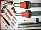 ОКСИ КОНСУЛТ 97 / OXY CONSULT 97 - Продукти - Апарати и принадлежности за заваряване на пластмаси с горещ въздух